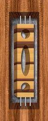 5d Door Design Print