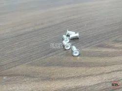 No. 3065 Brass Eyelets Silver