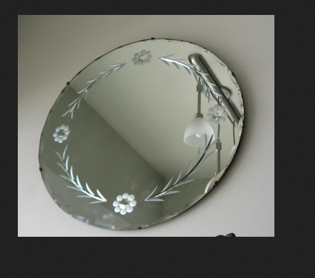 Transparent Etched Mirror Art N Glass Id 18319877262