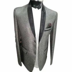 Grey Party Mens Designer Blazer