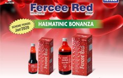 Fercee Red Syrup Haematinics