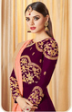 Designer Attractive Aanarkali Style Suit