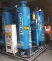 Skid Mounted Nitrogen Gas Generators