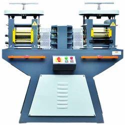 Heavy Duty 2 Speed Double Head Rolling Mill 8 X 4 Inch