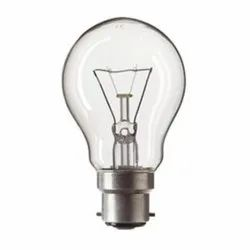 100 W Cool daylight 100W Bajaj Light Glass Bulb, For Home
