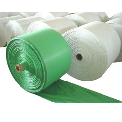 Available In Many Colors Laminated HDPE Woven Fabric Roll