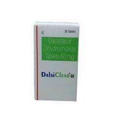 Dalsiclear Daclatasvir Dihydrochloride Tablets