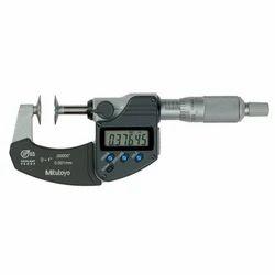 Disk Micrometers - Series 323, 223, 123