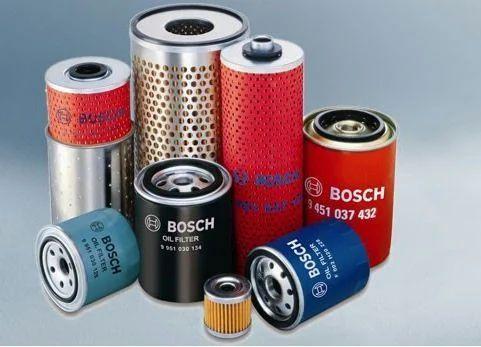 inline bosch fuel filter, rs 131 piece, anuj electronics privateinline bosch fuel filter