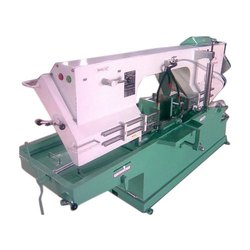 Mild Steel Band Saw Machine, For Metal Cutting