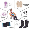 Slimming Air Pressure Massager for Leg & Thigh Massage Weight Loss Air Compression Wrap