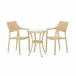 Universal Furniture Table with 2 Chairs Set