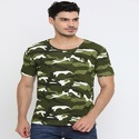 Male Cotton Military T-shirts