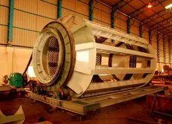 Next Track Mild Steel Rotary Breaker, For Coal