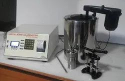 Fully Automatic Bomb Calorimeter with Auto Gas Filling Unit