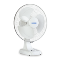 White Luminous Mojo Plus (hs) Table Fan