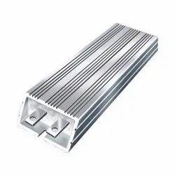 Aluminium Braking Resistor, 0.01 - 1 K Ohm