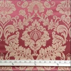Cotton Damask Fabric