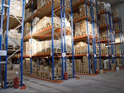 Conventional Pallet Racking System