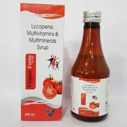 Lycopene Multivitamins & Multiminerals Syrup