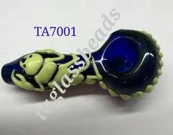 Glow In The Scorpion Pipe