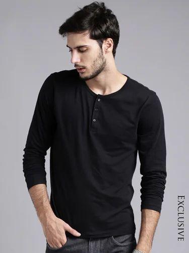 ecc0e44fae Men Henley T Shirts