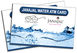 Water ATM Card, Packaging Type: 200 Piece Per Pack