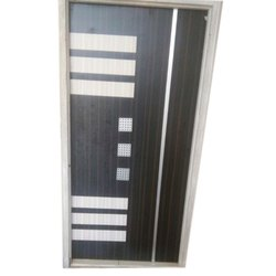 Finished Interior Designer Wooden Door