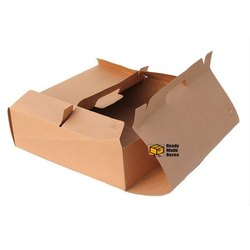 14 Inches Brown Cake Box Handle