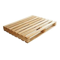 2-Way Rectangular Heat Treated Wooden Pallet