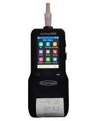 AlcoStar 6000 Breath Alcohol Analyzer Inbuilt Printer,50000 Memory,Data To Pc