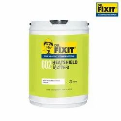Dr. Fixit Heat Shield Waterproofing, Packaging :20 Liter