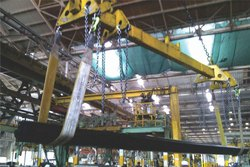 COIL LIFTING WITH FERRETEXX