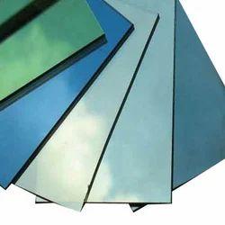 Hard Coated Reflective Glass