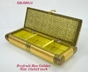 Rajwadi Dry Fruit Box Golden