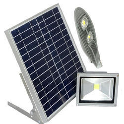 Vibrant Integrated Solar LED Light