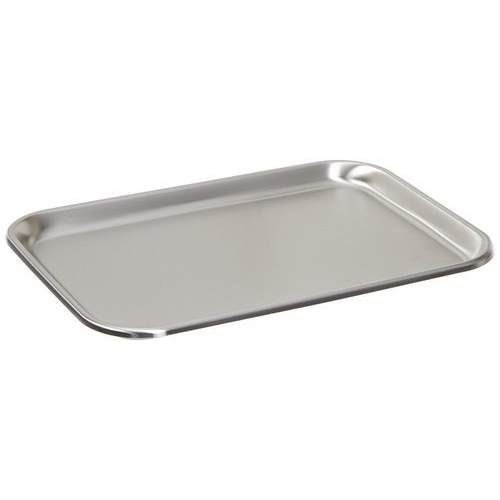 Stainless Steel Serving Tray For Home Rs 350 Kilogram J K Steel Works Id 13399685088