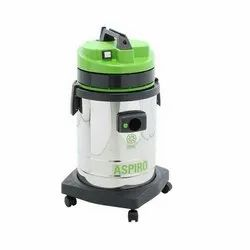Wet & Dry Vacuum Cleaner Aspiro 151 Steel