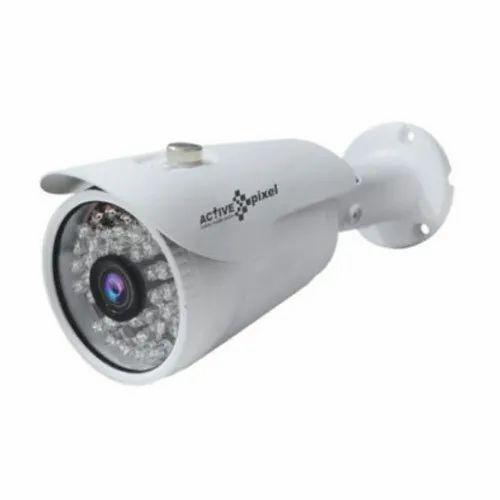 3.6 mm Digital Camera Active Pixel 2 MP Bullet Camera