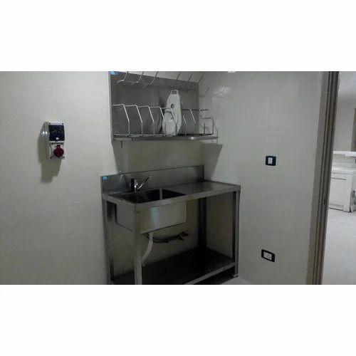 Utility Sink.Cmp Metal Hospital Dirty Utility Sink Cmp Metal Id 8622596530
