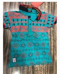Mulitcolor Kids T-Shirt