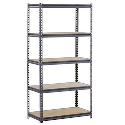 Steel Slotted Angle Rack, for Warehouse