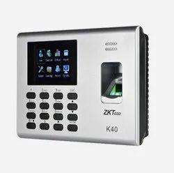 K40 Zkteco Time Attendance Systems