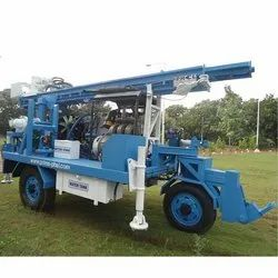 Trolley Mounted Drilling Rig in India