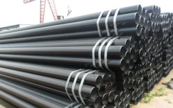 Carbon Steel A106 Grade B & A53 Grade Pipes