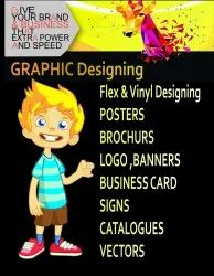 Posters and Banner DTP or Graphic Designing Service