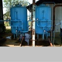 Stainless Steel Coconut Carbon Water Purification System, For Sand Filtration