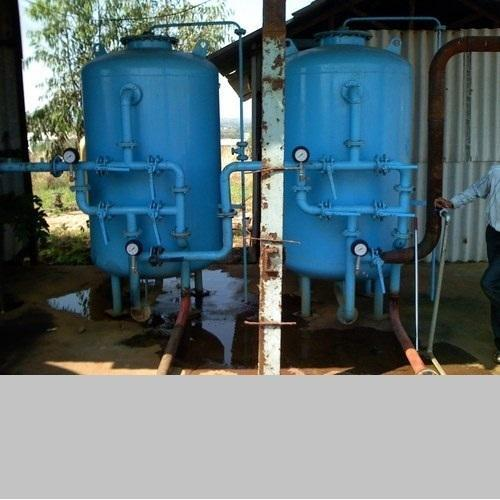 Coconut Carbon Water Purification System