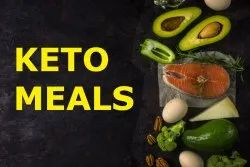 Keto diet meal delivery service Pune