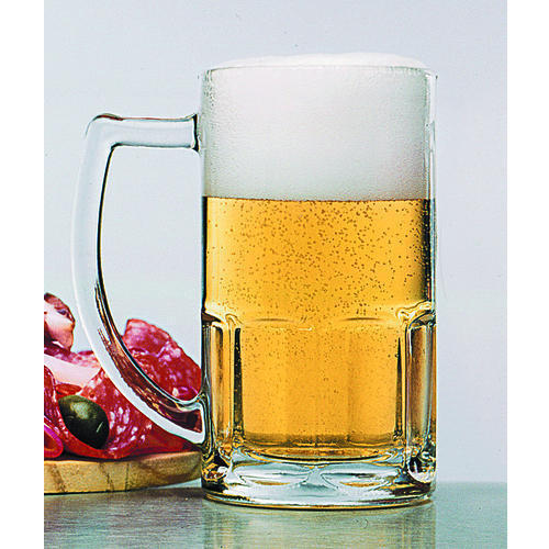 73351d143 Nadir Transparent 340 ML Bristol Glass Mug
